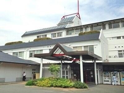 医療法人富田浜病院(病院)まで856m