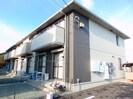 三岐鉄道三岐線/大矢知駅 徒歩8分 1階 築7年の外観