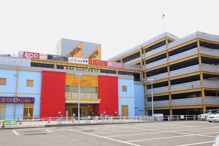 アピタ桑名店(ショッピングセンター/アウトレットモール)まで1283m