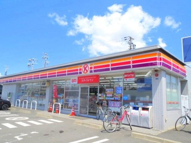 サークルK 桑名東野店(コンビニ)まで283m