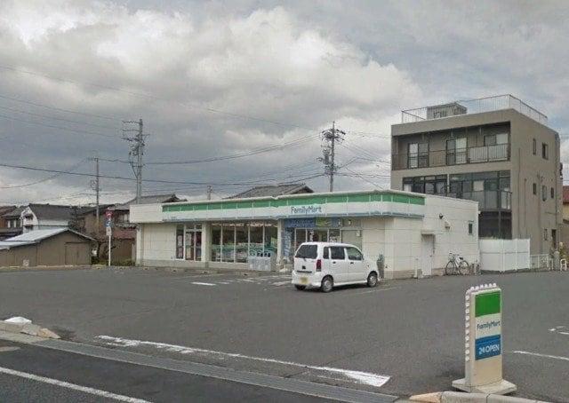 ファミリーマート桑名増田店(コンビニ)まで2140m