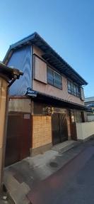 富田一色町貸家の外観