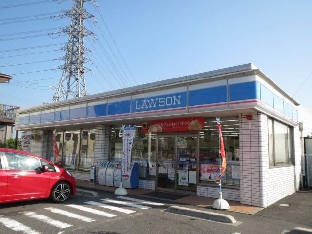 ローソン 朝日小向店(コンビニ)まで705m