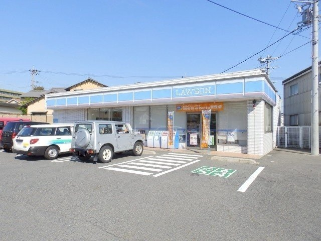 ローソン四日市羽津山店(コンビニ)まで426m