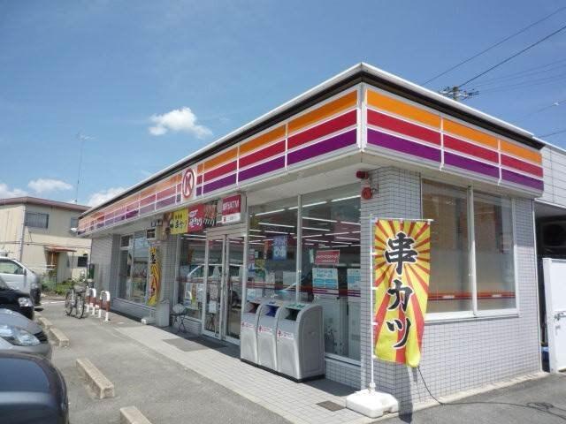 サークルK松阪川井町店(コンビニ)まで465m