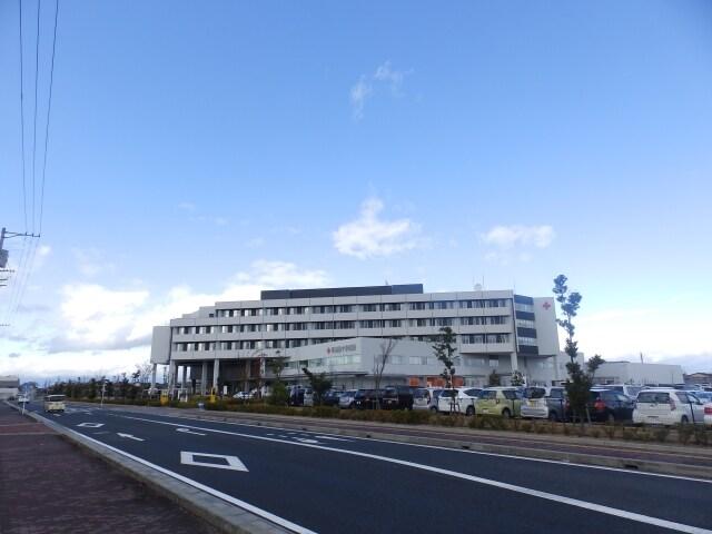 伊勢赤十字病院(病院)まで540m