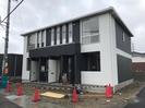 伊勢鉄道/河原田駅 徒歩20分 1階 建築中の外観