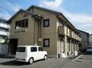 サニーコート井川城 Aの外観