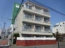 長野電鉄長野線/権堂駅 徒歩6分 3階 築31年の外観