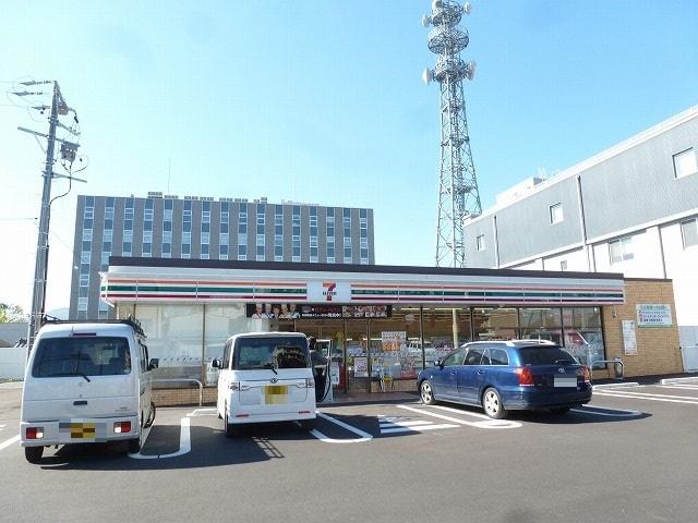 セブンイレブン 長野とんとん通り店(コンビニ)まで429m
