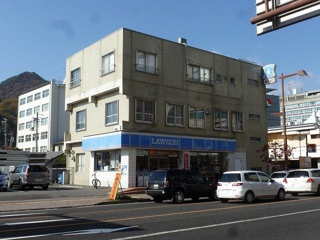 ローソン 長野県庁前店(コンビニ)まで334m