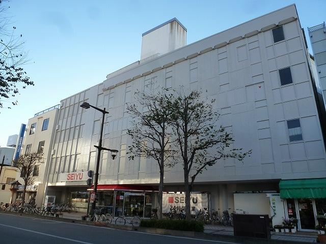西友 長野石堂店(スーパー)まで830m