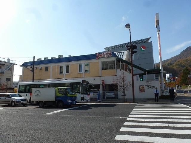 デニーズ長野県庁前店(その他飲食(ファミレスなど))まで369m
