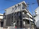信越本線/長野駅 徒歩7分 3階 築浅の外観