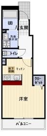 小海線<八ケ岳高原線>/佐久平駅 徒歩10分 1階 築浅 1Rの間取り