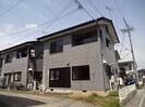 川村アパートEの外観