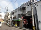 篠ノ井線/松本駅 徒歩5分 3階 築37年の外観