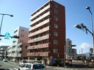 篠ノ井線/松本駅 徒歩5分 5階 築19年の外観