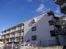 篠ノ井線/松本駅 徒歩15分 3階 築28年の外観