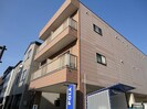篠ノ井線/松本駅 徒歩10分 2階 築18年の外観