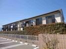 篠ノ井線/松本駅 バス:10分:停歩10分 1-2階 築28年の外観