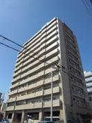 篠ノ井線/松本駅 徒歩9分 9階 築17年の外観