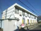篠ノ井線/松本駅 バス:7分:停歩15分 1階 築20年の外観