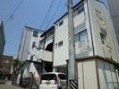 大糸線/北松本駅 徒歩7分 3階 築33年の外観