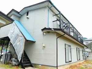 愛山荘アパート