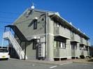 大糸線/島高松駅 徒歩6分 2階 築28年の外観