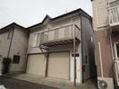 篠ノ井線/南松本駅 徒歩6分 1-2階 築27年の外観