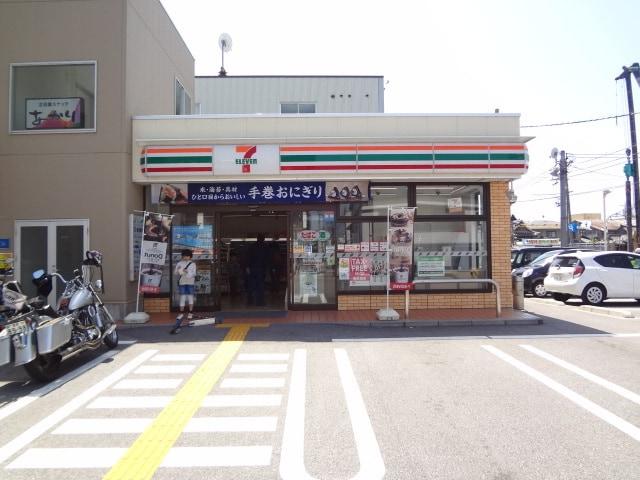 セブンイレブン長浜駅前店(コンビニ)まで477m※セブンイレブン長浜駅前店