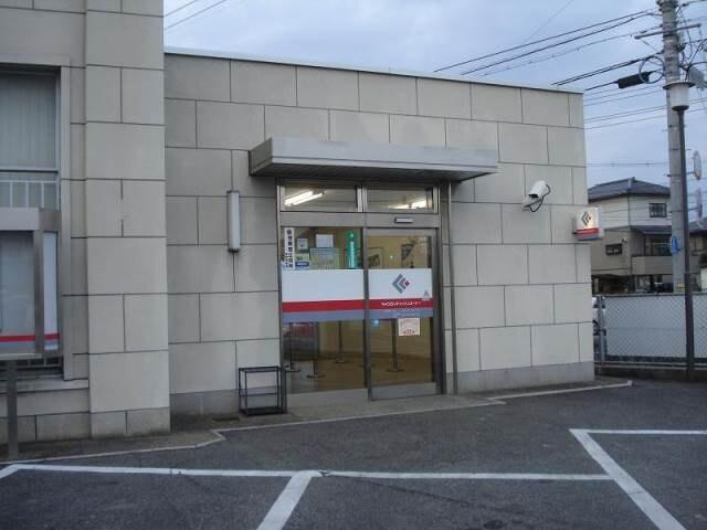 中国銀行倉敷北支店(銀行)まで458m