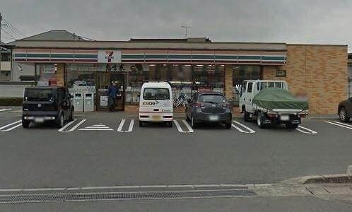セブンイレブン倉敷玉島上成店(コンビニ)まで497m