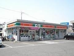 サンクス倉敷水島中央公園前店(コンビニ)まで119m