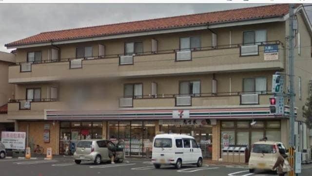セブンイレブン 倉敷中庄駅前店(コンビニ)まで628m