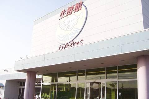 ザ・ダイソーわたなべ生鮮館庭瀬店(電気量販店/ホームセンター)まで3595m