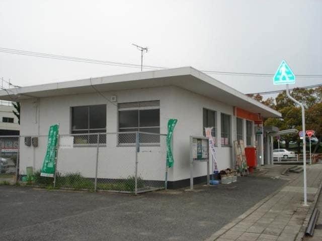 倉敷鶴の浦郵便局(郵便局)まで543m