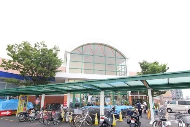 山陽マルナカ新倉敷店(スーパー)まで860m