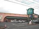 ニシナフードバスケット羽島店(スーパー)まで230m