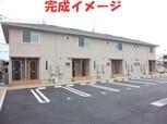 仮)D-room下の町