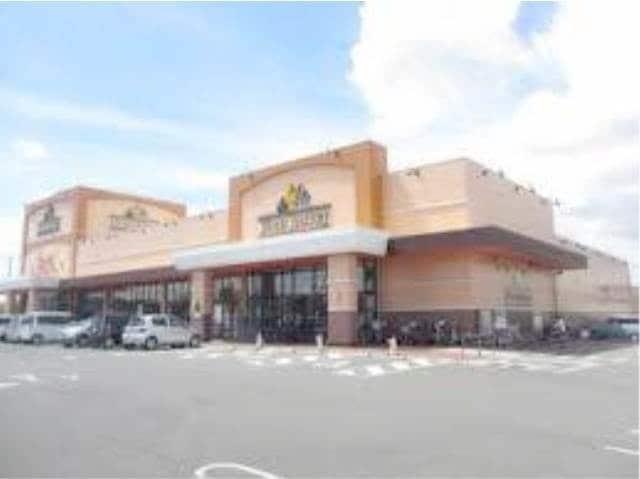 ニシナフードバスケット連島中央店(スーパー)まで826m