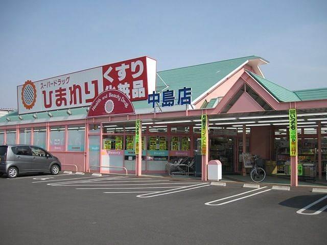 スーパードラッグひまわり中島店(ドラッグストア)まで731m