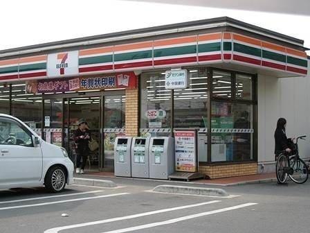 セブンイレブン 倉敷東富井店(コンビニ)まで667m