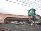 ニシナフードバスケット羽島店(スーパー)まで378m