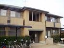 サンク・リオン A棟の外観