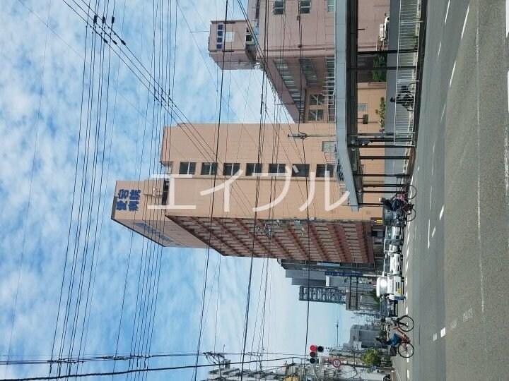 高知市県庁(役所)まで845m