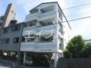 高知市電ごめん線・伊野線/菜園場町駅 徒歩6分 4階 築26年の外観