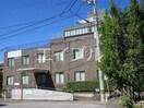 高知上町郵便局(郵便局)まで1312m