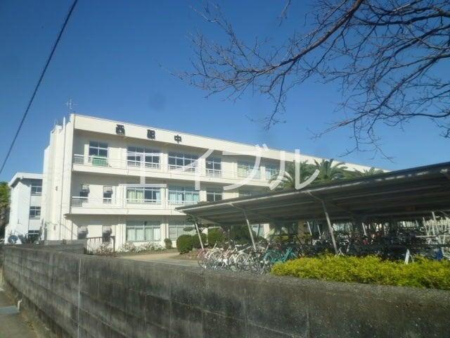 高知市立西部中学校(中学校/中等教育学校)まで1123m